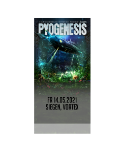 PYOGENESIS '14.05.2021 Siegen' Ticket