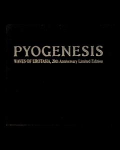PYOGENESIS 'Waves of Erotasia' CD Velvet Digipak