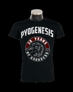 PYOGENESIS '30 Years Of Darkness' T-Shirt