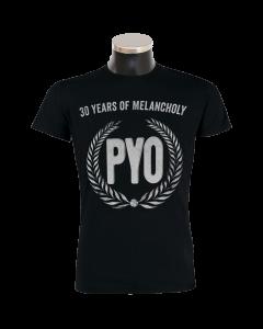 PYOGENESIS '30 Years Of Melancholy' T-Shirt