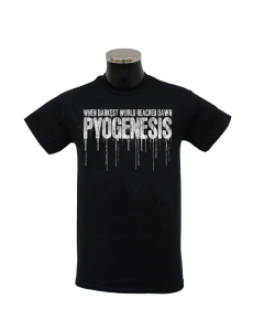 PYOGENESIS 'Darkest World' T-Shirt