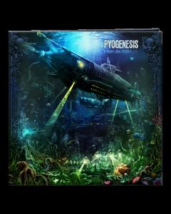 PYOGENESIS 'A Silent Soul Screams Loud' CD DigiPak