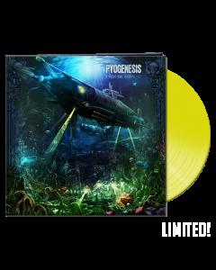 PYOGENESIS 'A Silent Soul Screams Loud' LP yellow