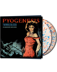 "PYOGENESIS ""Twinaleblood 25th Anniversary Limited Edition"" 2LP"