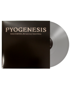 PYOGENESIS 'Waves of Erotasia' LP, grey