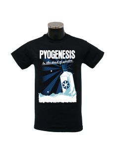 PYOGENESIS 'In the dead of winter' Tour T-Shirt